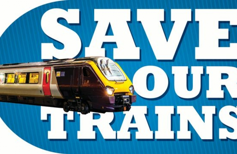 Save our Trains