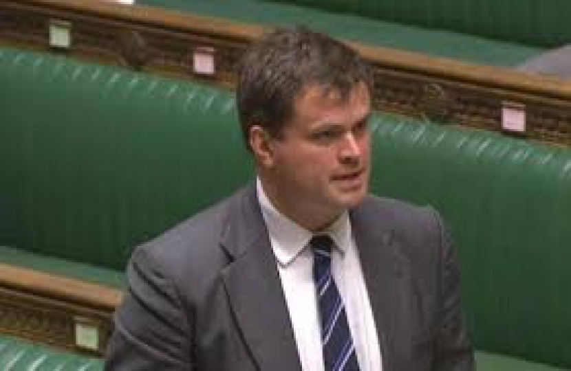 Kevin Foster MP