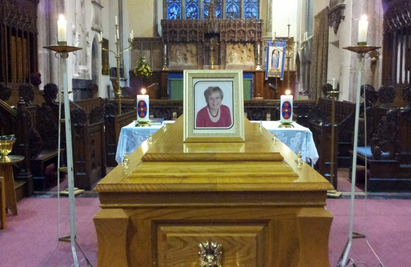 Tribute To Mum Kevin Foster